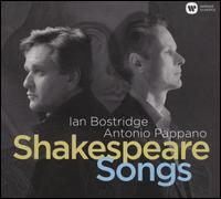 Shakespeare Songs - Adam Walker (flute); Antonio Pappano (piano); Elizabeth Kenny (lute); Ian Bostridge (tenor); Lawrence Power (viola);...