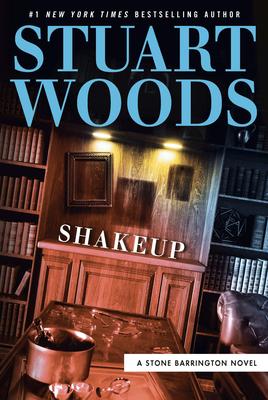 Shakeup - Woods, Stuart