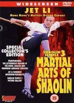 Shaolin Temple 3: Martial Arts of Shaolin