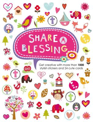 Share a Blessing - Thomas Nelson Publishers (Creator)