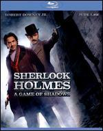 Sherlock Holmes: A Game of Shadows [2 Discs] [Includes Digital Copy] [UltraViolet] [Blu-ray/DVD]