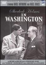 Sherlock Holmes in Washington - Roy William Neill