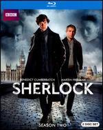 Sherlock: Season Two [2 Discs] [Blu-ray]