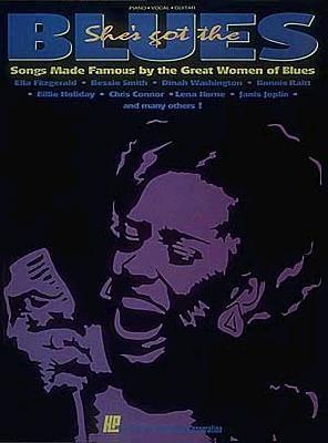 She's Got the Blues - Hal Leonard Publishing Corporation