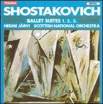 Shostakovich: Ballet Suites 1, 2, 3