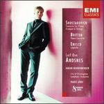 Shostakovich: Concerto for Piano, Trumpet & Strings; Britten: Piano Concerto; Enescu: L�gende