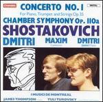 Shostakovich: Concerto No. 1, Op. 35