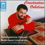 Shostakovich, Mozart, Bach: Piano Concertos