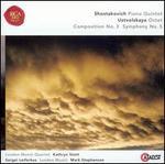 Shostakovich: Piano Quintet; Ustvolskaya: Octet; Composition No. 3; Symphony No. 5
