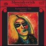 Shostakovich: Piano Trios Nos. 1 & 2; Cello Sonata