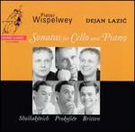 Shostakovich, Prokofiev, Britten: Sonatas for Cello