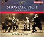 Shostakovich: String Quartets 1-13