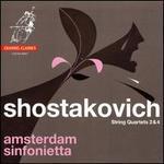 Shostakovich: String Quartets 2 & 4