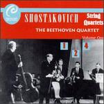 Shostakovich: String Quartets Nos. 1,2 and 4