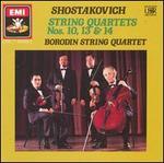 Shostakovich: String Quartets Nos. 10, 13 & 14