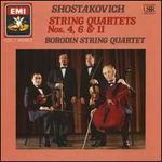 Shostakovich: String Quartets Nos. 4, 6 & 11