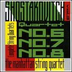 Shostakovich: String Quartets Nos. 6, 7, 8