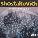 Shostakovich: Symphonies 1-2-3