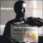 "Shostakovich: Symphonies 4-9 ""The War Symphonies"""