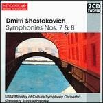 Shostakovich: Symphonies Nos. 7 & 8