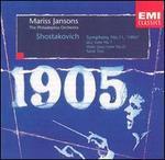 Shostakovich: Symphony No. 11 '1905'; Jazz Suite No. 1; Waltz; Tahiti Trot