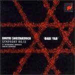 Shostakovich: Symphony No. 13
