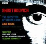 Shostakovich: The Execution of Stepan Razin; Zoya Suite