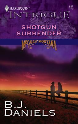 Shotgun Surrender - Daniels, B J