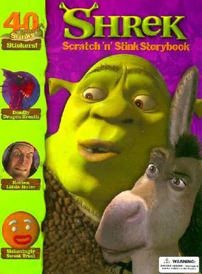 Shrek: Scratch and Stink Storybook - Heimberg, Justin