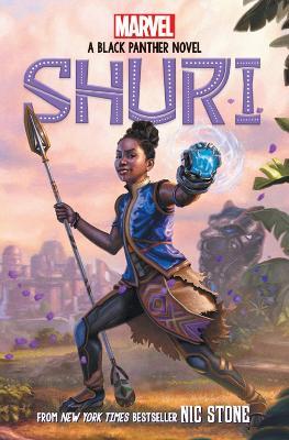 Shuri: A Black Panther Novel (Marvel) - Stone, Nic