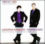 Sibelius, Ad�s: Violin Concertos