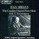 Sibelius: Complete Original Piano Music, Vol. 4
