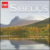 Sibelius: Complete Symphonies - Bournemouth Symphony Orchestra; Paavo Berglund (conductor)