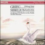 Sibelius: Karelia Suite; Swan of Tuonela; Grieg: Holberg Suite