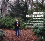 Sibelius, Rautavaara: Violin Concertos