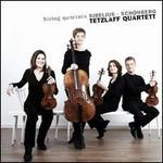 Sibelius, Schoenberg: String Quartets