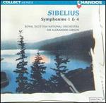 Sibelius: Symphonies: Symphonies 1 & 4