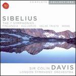 Sibelius: The 7 Symphonies; Finlandia; Kullervo; etc. [Box Set]