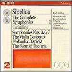 Sibelius: The Symphonies - Salvatore Accardo (violin); Colin Davis (conductor)