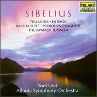 Sibelius: Tone Poems & Incidental Music - Patrick McFarland (horn); Atlanta Symphony Orchestra; Yoel Levi (conductor)