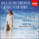 Sibelius: Violin Concerto; Chausson: Poème