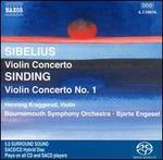 Sibelius: Violin Concerto; Sinding: Violin Concerto No. 1