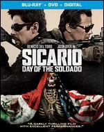 Sicario: Day of the Soldado [Includes Digital Copy] [Blu-ray/DVD] - Stefano Sollima