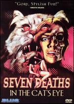Sieben Tote in den Augen der Katze - Anthony M. Dawson