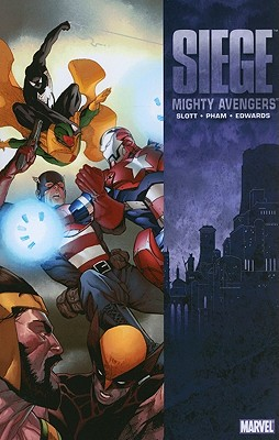 Siege: Mighty Avengers - Gage, Christos (Text by), and Slott, Dan (Text by)