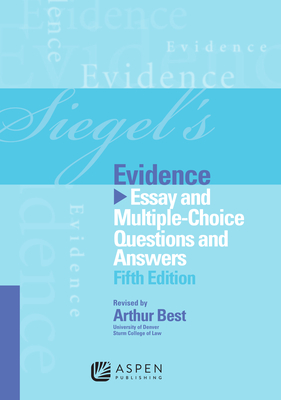 essay evidence law