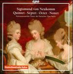Sigismund von Neukomm: Quintet; Septet; Octet; Nonet