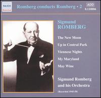 Sigmund Romberg: The New Moon; Up in Central Park; Viennese Nights - Eric Mattson (tenor); Genevieve Rowe (soprano); Jean Carlton (soprano); Jo Cameron (mezzo-soprano); Larry Douglas (baritone);...
