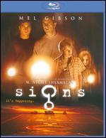 Signs [Blu-ray] - M. Night Shyamalan