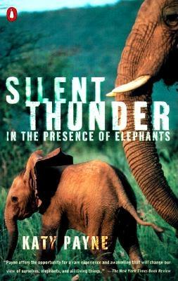 Silent Thunder: In the Presence of Elephants - Payne, Katy